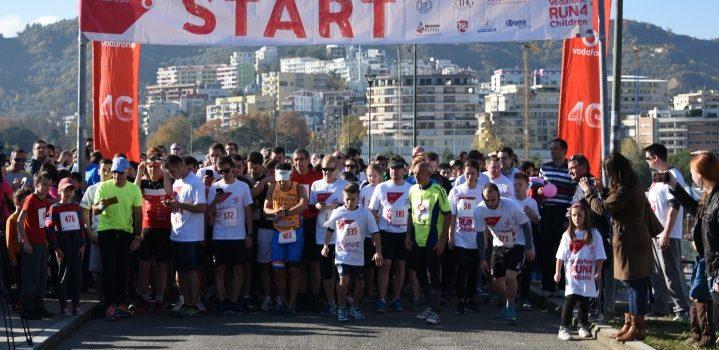 """Spitali Hygeia pjesë e aktivitetit humanitar Maratona """" Run for the Children 2015"""""""